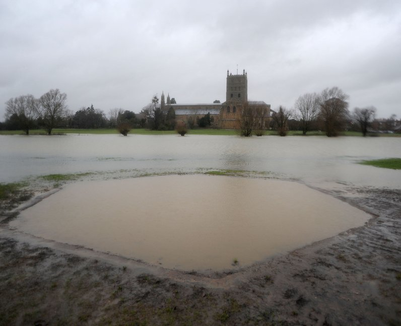 Flooding In Gloucestershire
