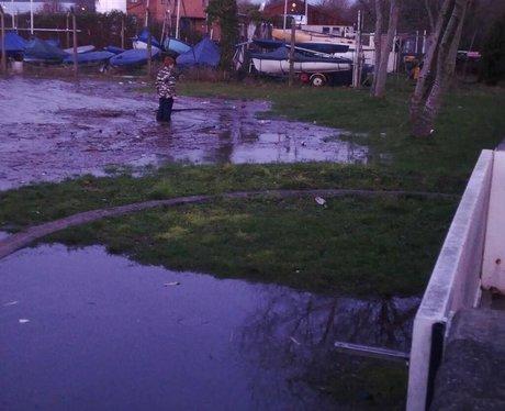 Shirehampton Flooding