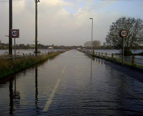 Flooding in Dorset
