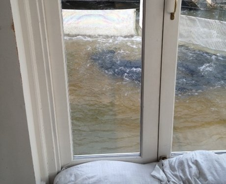 River Avon water levels dangerously high