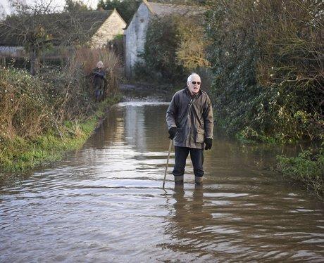 Floods in Muchelney