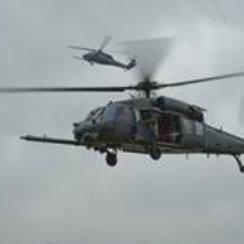 Helicopter RAF Lakenheath