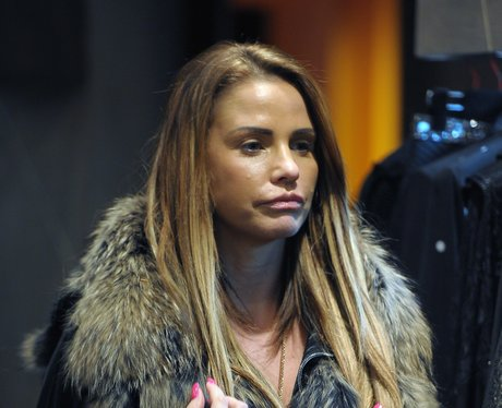 Katie Price without make up