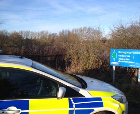 Trowse - Body Found In River