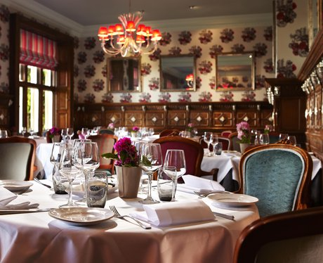 Camelia Restaurant At South Lodge