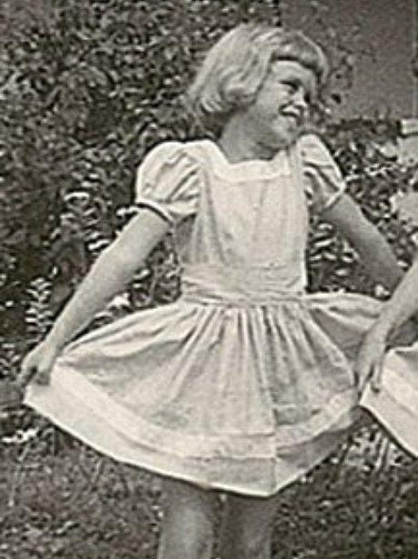 Joanna Lumley Before Famous Bernardo's Campaign