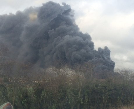 Newport Pagnell Fire