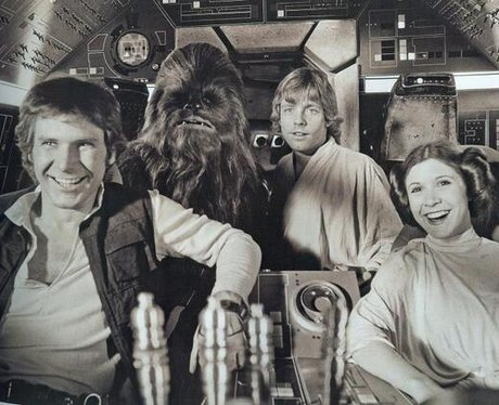 Star Wars Behind the Scenes with Peter Mayhew