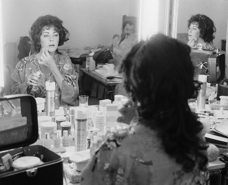 The Best of Terry O'Neill with Elizabeth Taylor in