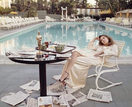 The Best of Terry O'Neill eith Faye Dunaway from 1