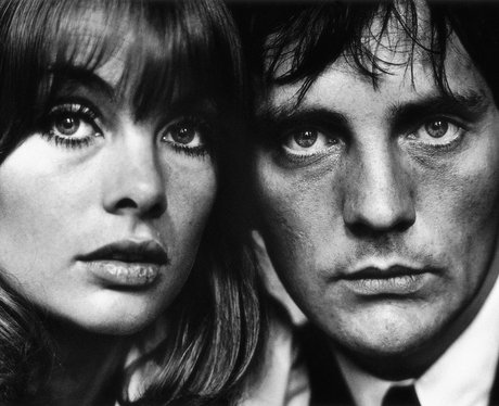Jean Shrimpton And Terence Stamp Look Sultry In 1963