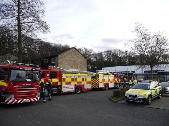 Greenfields School Emergency Services