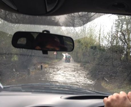 Hertfordshire Flooding