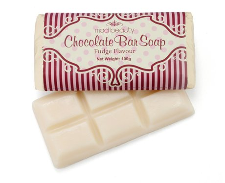 Mad Beauty Chocolate Soap Bar
