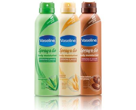 Vaseline Moisturising Spray