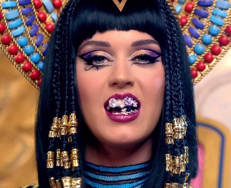 Katy Perry Dark Horse Music Video Teaser