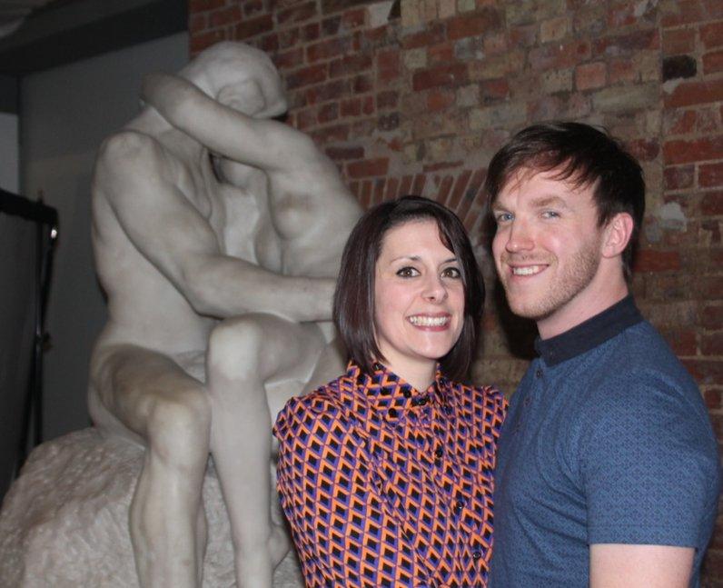 Rodins The Kiss