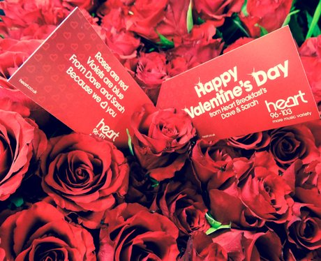 Valentines Day In Norwich & Ipswich