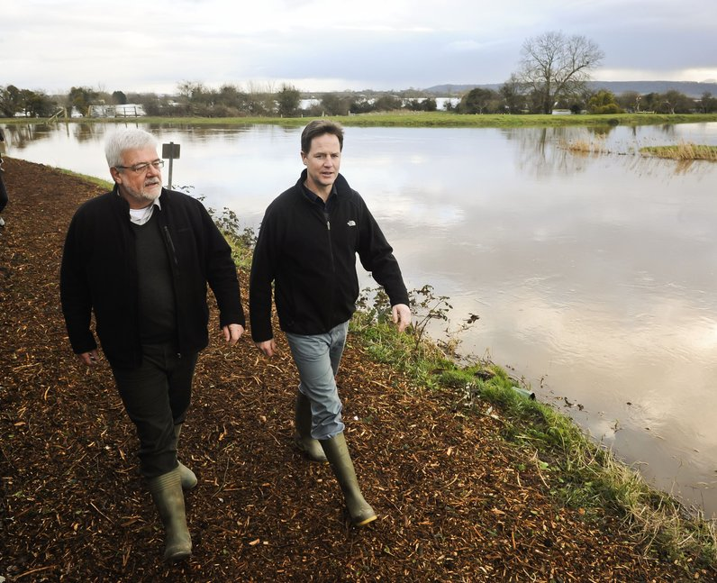 West Country Floods