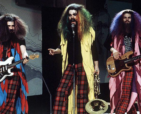 Glam Rock Stars, Wizzard