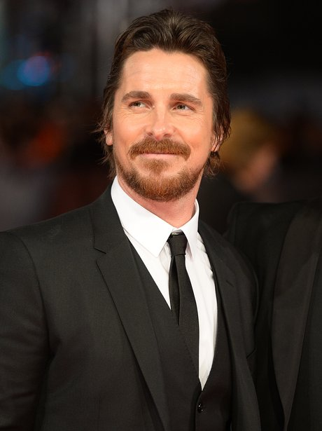 christian bale at the 2014 baftas