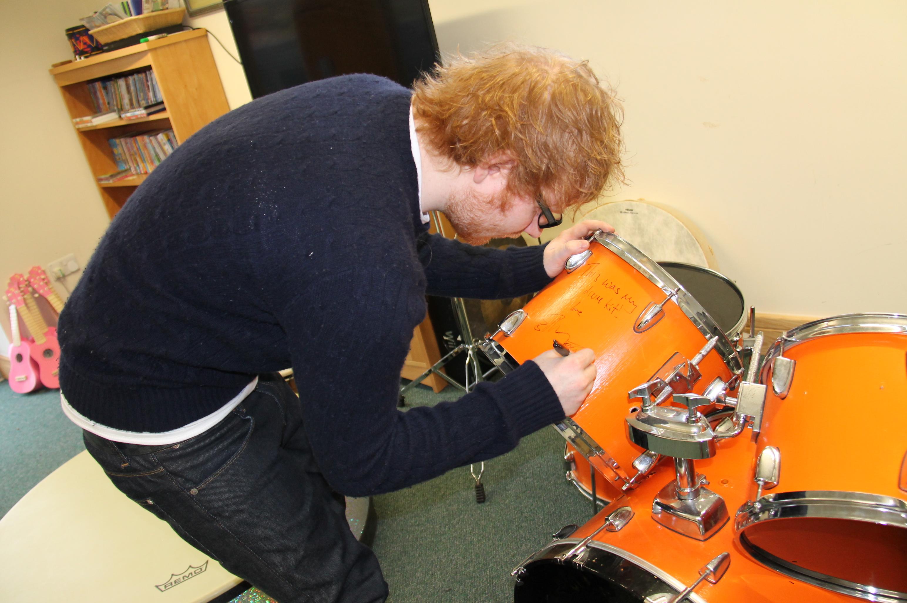 Ed Sheeran EACH