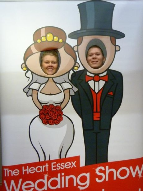 Heart Essex Wedding Show Fun Photos