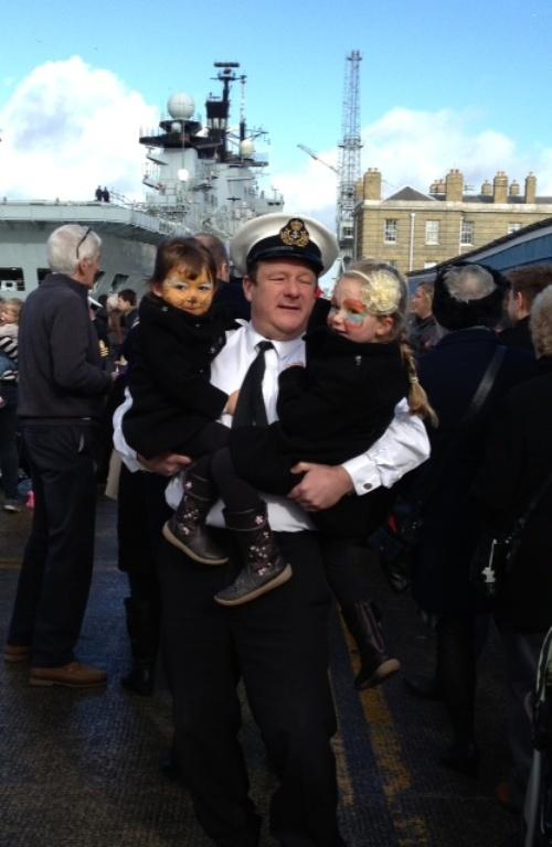 HMS Richmond Portsmouth