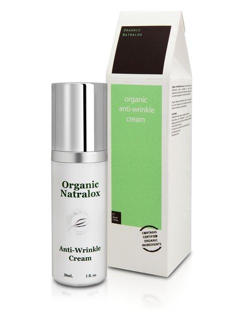 Natralox Organic Anti-Wrinkle Cream