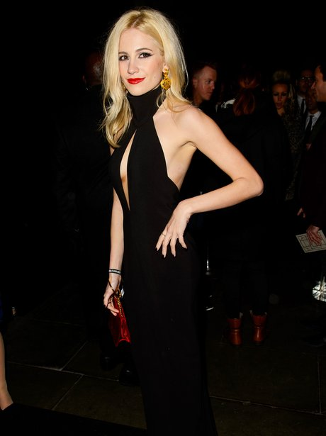 Pixie Lott at the Brit Awards 2014 aftershow party