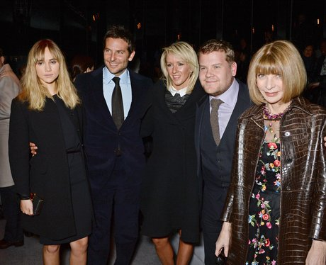 Suki Waterhouse, Bradley Cooper, Julia Carey, Jame
