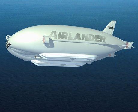 Cardington Airship