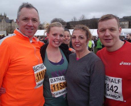 2014 Bath Half Marathon - Pre Race