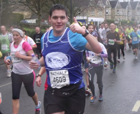 2014 Bath Half Marathon - THE RACE