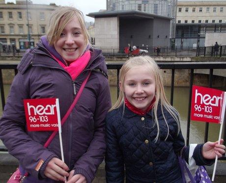 2014 Bath Half Marathon - The Supporters