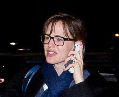 Jennifer Garner wearing glasses