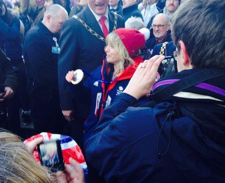 Jenny Jones tour of Bristol