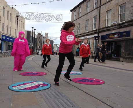 Race For Life Launch: Caernarfon & Bangor