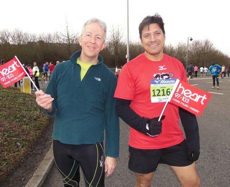 Reading Half Marathon 2014
