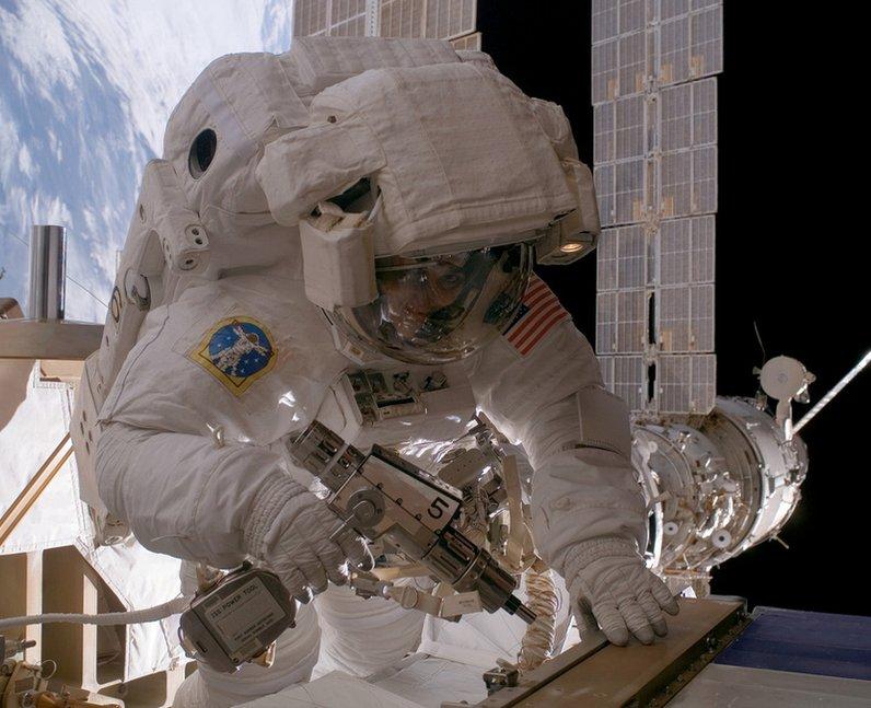 an astronaught
