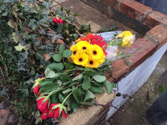 ellingborough Hotel Fire Floral Tribute