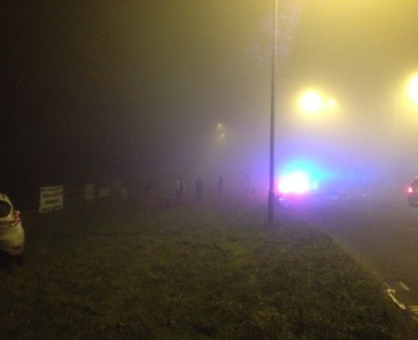 Beccles Helicopter Crash
