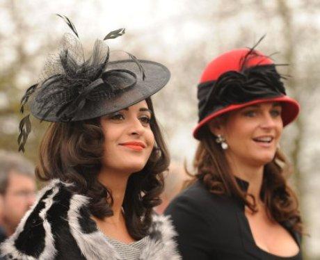Cheltenham Festival 2014 - Wednesday Ladies Day