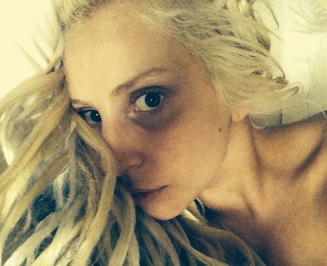 Lady Gaga Without Makeup Twitter