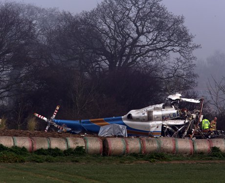 Norfolk Helicopter Crash