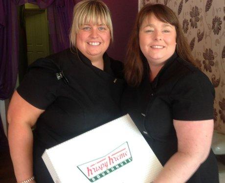 Heart Angels: Angel Delights Business Visits