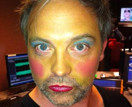 Matt's #MakeUpSelfie