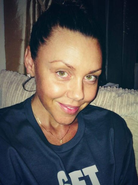 Michelle Heaton Without Makeup