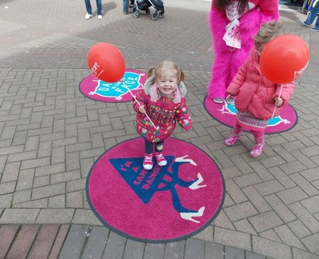 Race For Life Launch: Rhyl