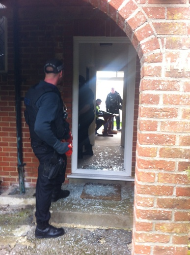 Bournemouth drugs raids